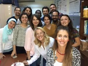 Happy birthday Ebru :)